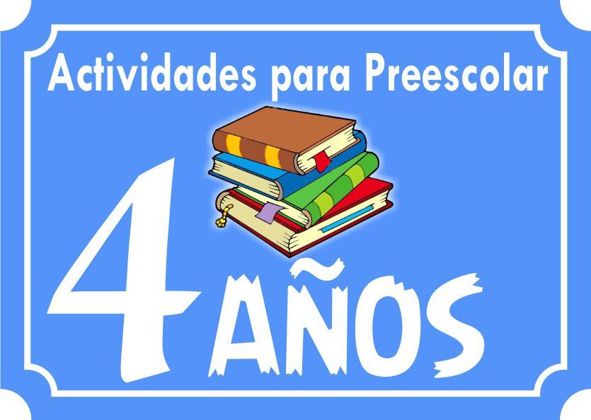 Actividades para niños de 2 y 3 años para imprimir, masquelibros
