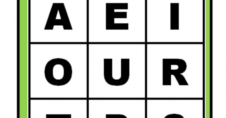 Bingo de letras para imprimir, masquelibros