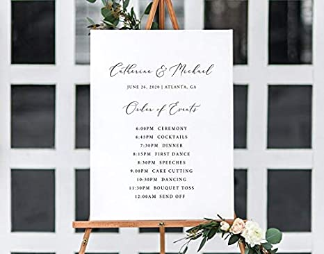 Carteles de boda para imprimir, masquelibros