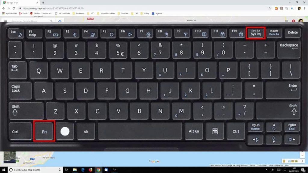 Como imprimir pantalla en mac, masquelibros