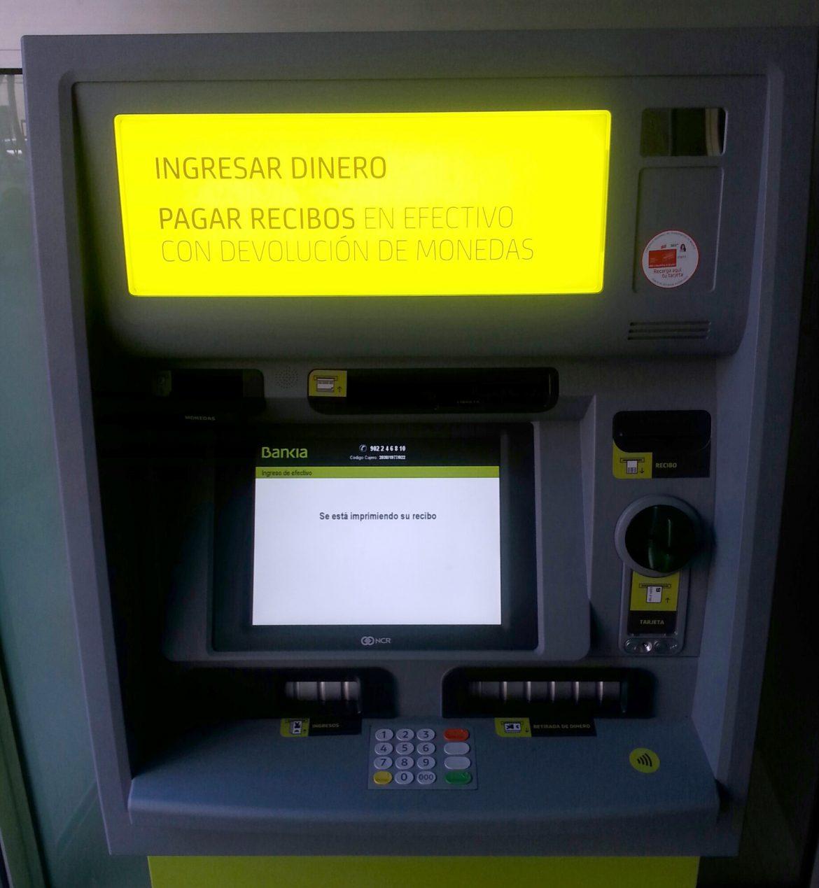 Como imprimir un recibo de bankia, masquelibros