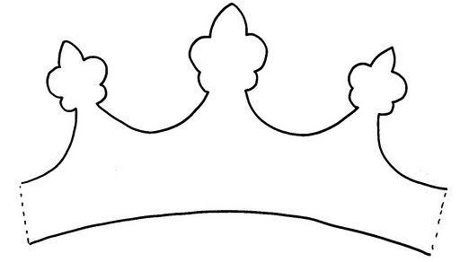 Corona de cumpleaños para imprimir, masquelibros