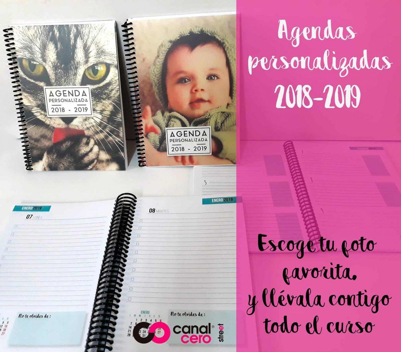 Crear agenda personalizada para imprimir, masquelibros