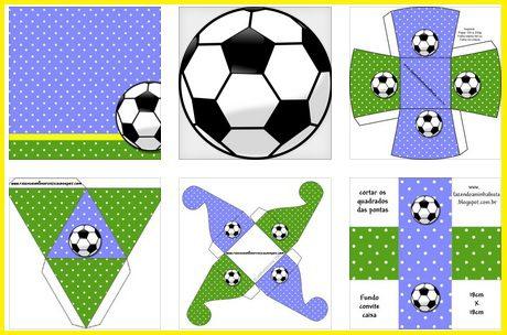 Dibujos de futbol para imprimir, masquelibros