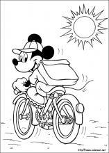 Dibujos de mickey mouse para imprimir, masquelibros