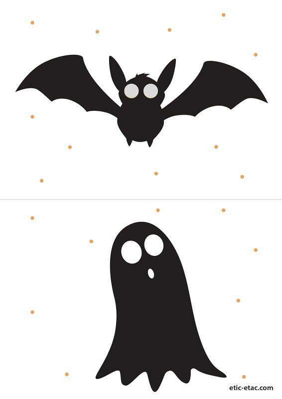 Dibujos de murcielagos para imprimir, masquelibros