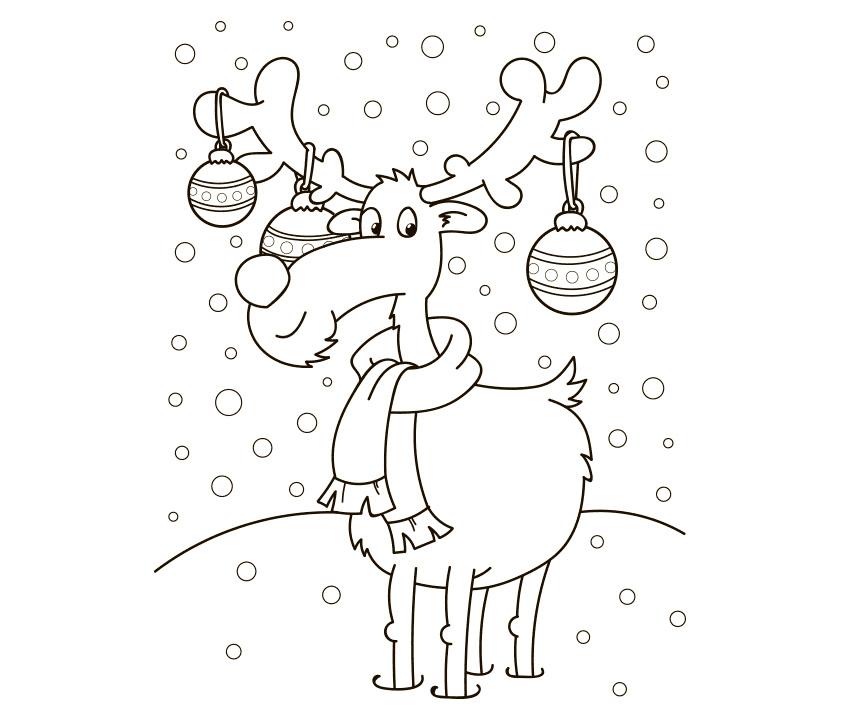 Dibujos de navidad para imprimir gratis, masquelibros