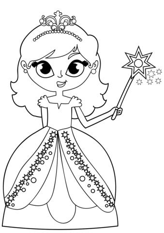 Dibujos de princesas para imprimir, masquelibros