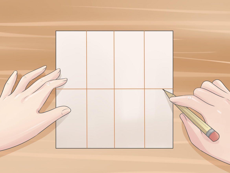 Dividir una imagen en partes iguales para imprimir, masquelibros