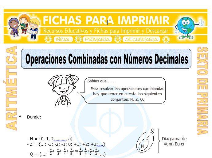 Ejercicios numeros decimales 5o primaria para imprimir, masquelibros