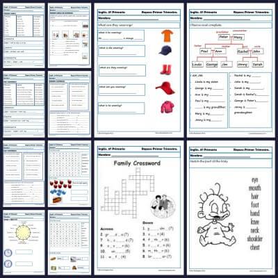 Examenes de ingles para imprimir pdf, masquelibros