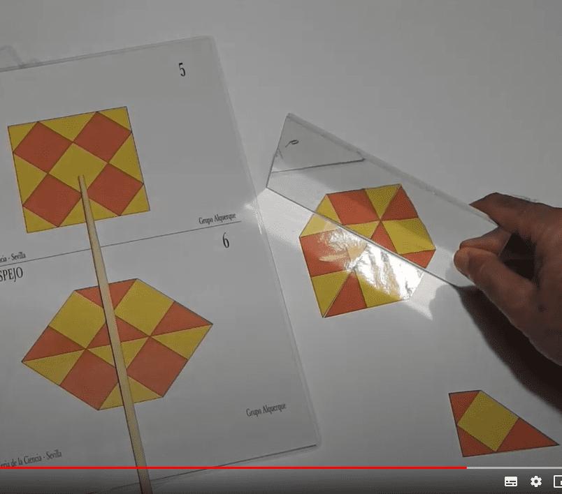 Fichas de simetria para imprimir, masquelibros