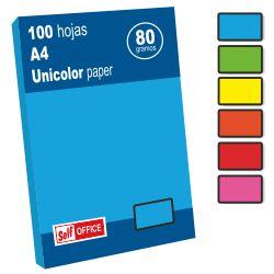 Folios de colores para imprimir, masquelibros