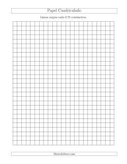 Hoja cuadriculada para imprimir a4 pdf, masquelibros