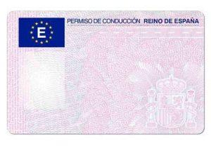 Impreso duplicado carnet de conducir, masquelibros