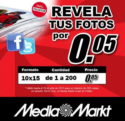 Imprimir fotos media markt precio, masquelibros