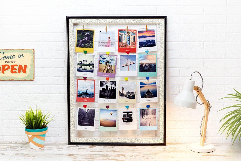 Imprimir fotos polaroid en casa, masquelibros