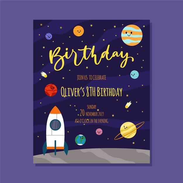 Invitaciones de cumpleaños para imprimir gratis, masquelibros