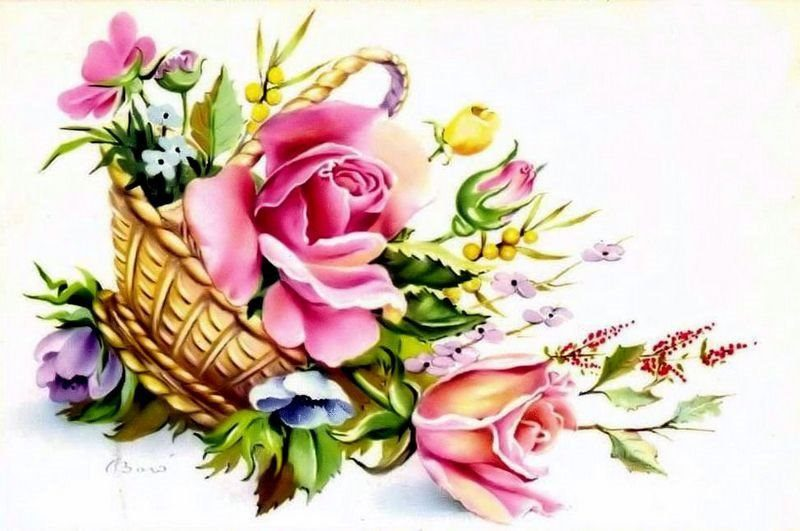 Laminas de flores para imprimir, masquelibros