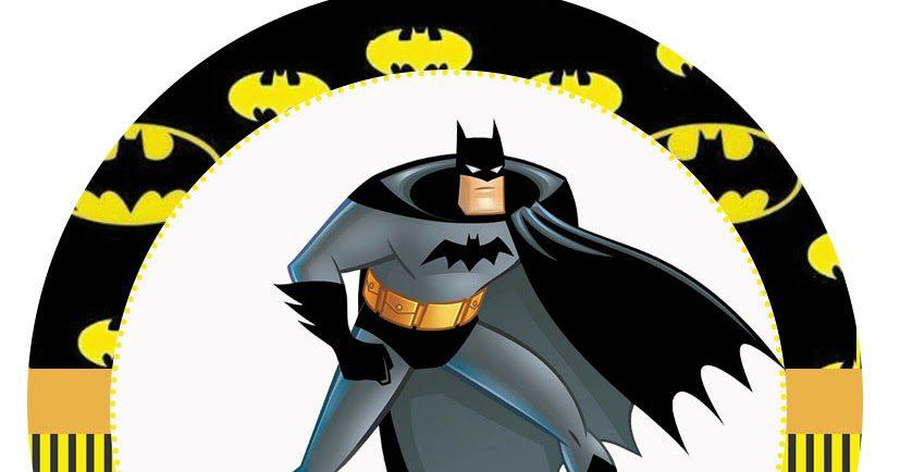 Logo de batman para imprimir, masquelibros