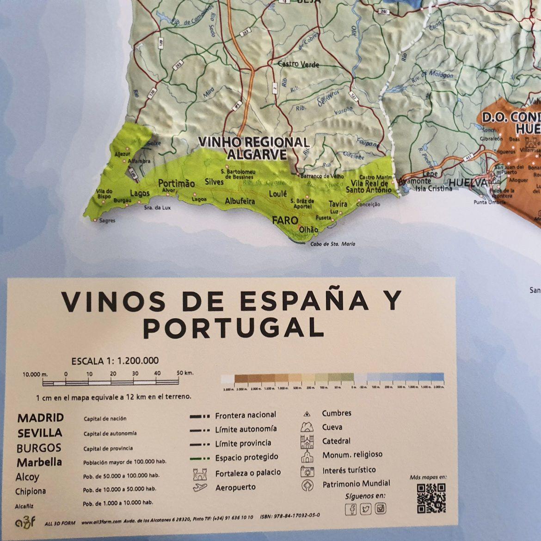 Mapa de cabos y golfos de españa para imprimir, masquelibros