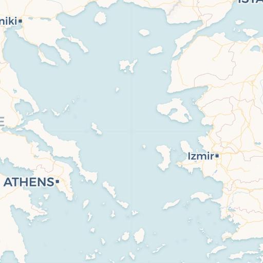 Mapa de grecia antigua para imprimir, masquelibros