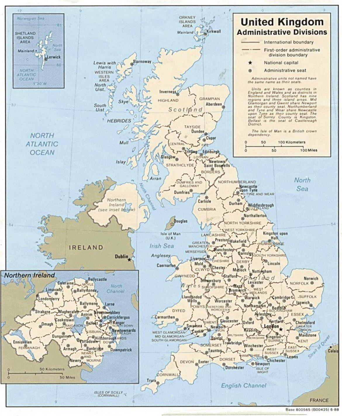 Mapa de reino unido para imprimir, masquelibros