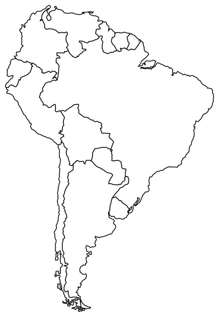 Mapa fisico de españa en blanco y negro para imprimir, masquelibros