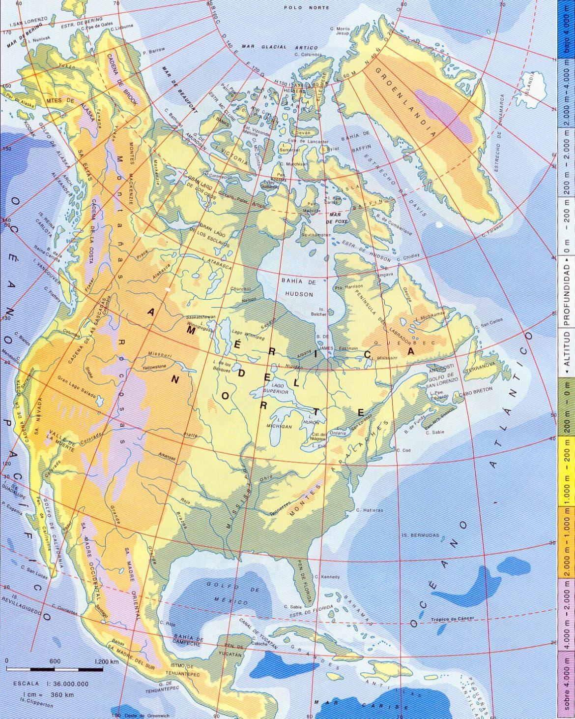 Mapa fisico mudo oceania para imprimir, masquelibros