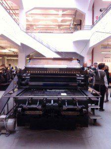 Museo de la imprenta madrid, masquelibros