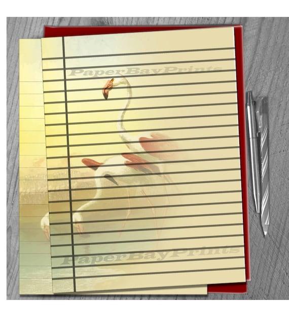 Papel scrapbook para imprimir vintage, masquelibros