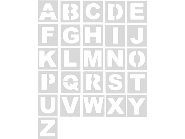 Plantilla de letras para imprimir, masquelibros