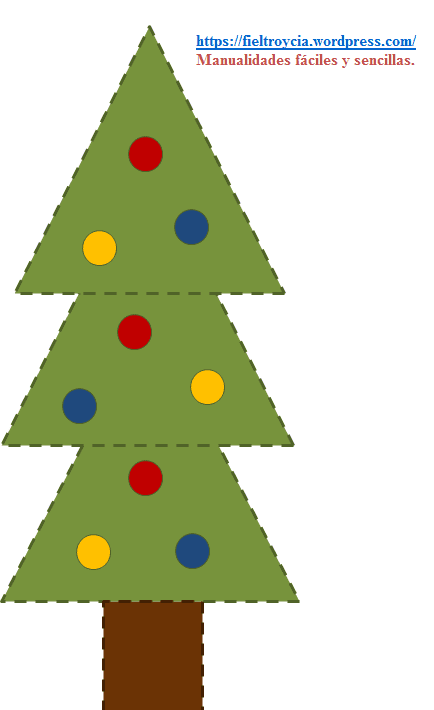 Plantillas adornos navideños para imprimir, masquelibros