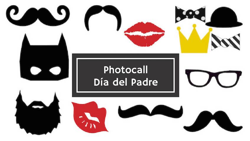 Plantillas photocall para imprimir pdf, masquelibros