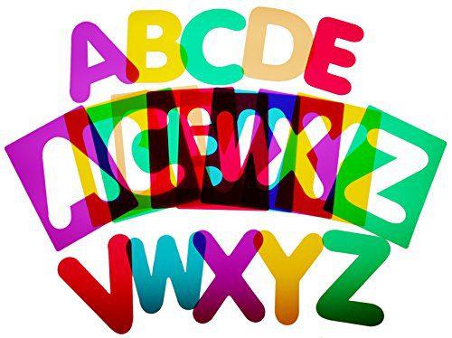 Plantilles de lletres per imprimir, masquelibros